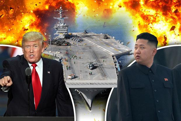 Mengaku Datang Dari Tahun 2075, Pria Ini Ungkap Akan Ada Perang Dunia Ke-III Tahun 2020, Korut dan Amerika Akan Mulai Saling Serang Dengan Nuklir...