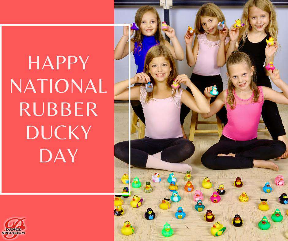 National Rubber Ducky Day Wishes Lovely Pics
