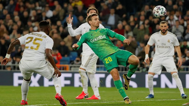 مباراة ريال سوسيداد وميرانديس بث مباشر اليوم نصف نهائي كأس ملك إسبانيا