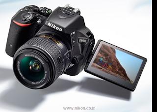 Harga dan Spesifikasi Kamera Nikon D5500 Terbaru