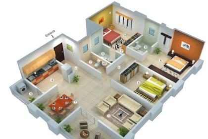 Rumah Sederhana Type 45 - Rumah Minimalis Sederhana