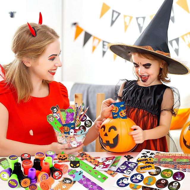 halloween party favors ideas
