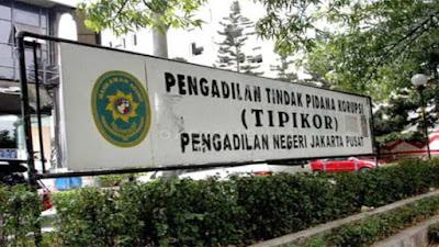 Pengadilan Tipikor Jakarta Bebaskan 2 Terdakwa Korupsi Rp 21 Miliar