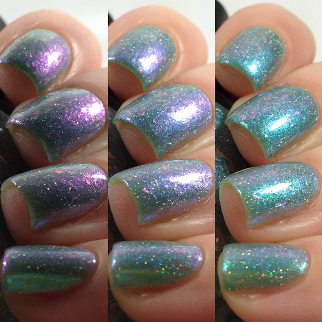 Fair Maiden Polish-Bioluminescence