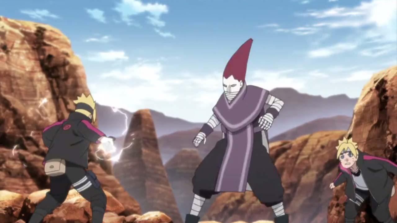 Boruto Episode 87 Naruto Next Generations Indonesian Sub Title