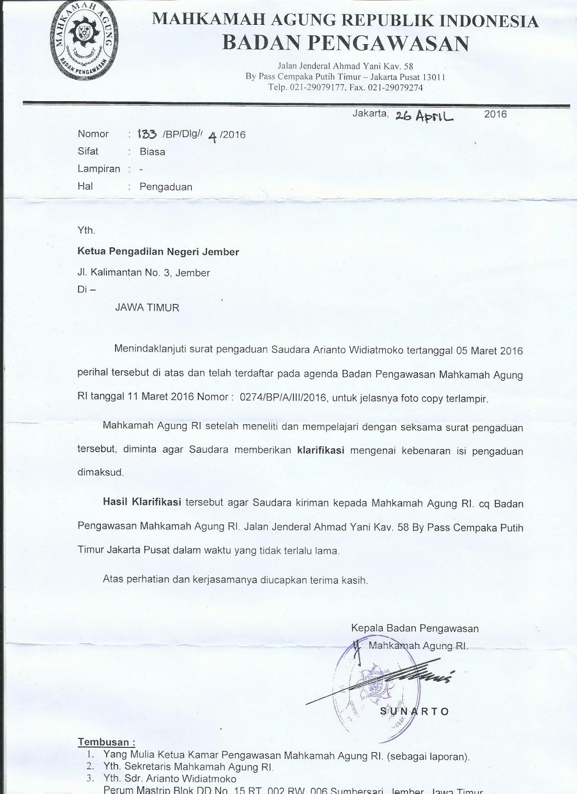 contoh surat gugatan melawan hukum perdata contoh trim