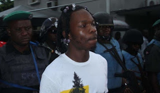 Naira Marley turns himself in after violating lockdown order, to be arraigned in court