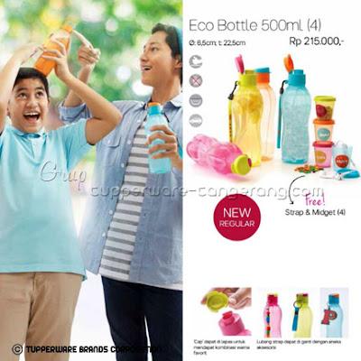 Eco Bottle 500ml ~ Katalog Tupperware Promo Mei 2016