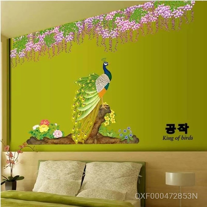 Living Room Background Wall Stickers