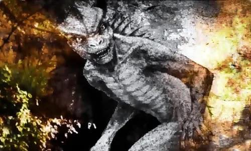 लिजार्डमैन - Lizard Man