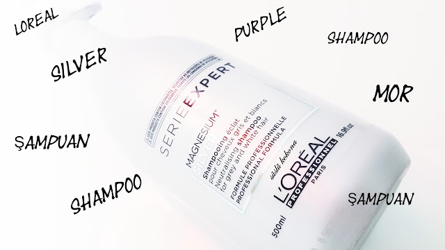 Purple shampoo review