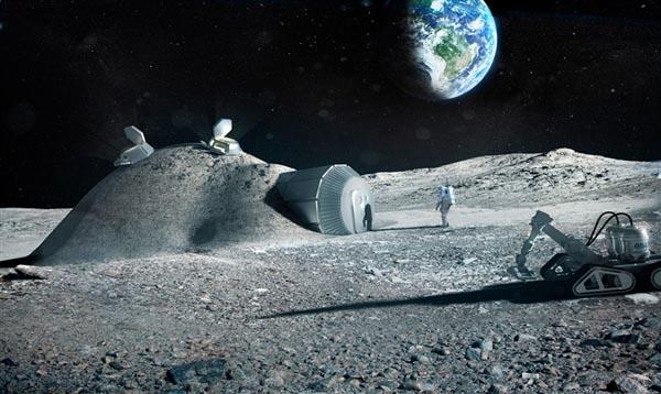 Mặt trăng có gì và một ngày sinh sống trên đó sẽ như thế nào?