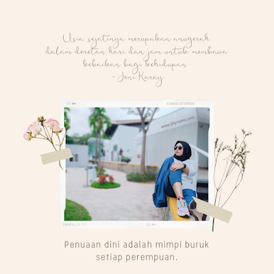 quote tentang usia