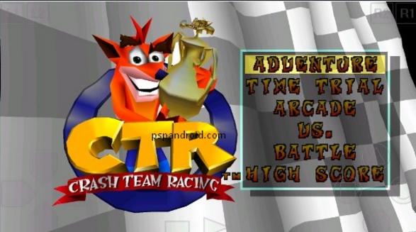 crash team racing apk