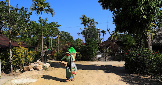 CELEBRATING LIFE!!: Mawlynnong - Asia's cleanest village tag - a boon or a bane?