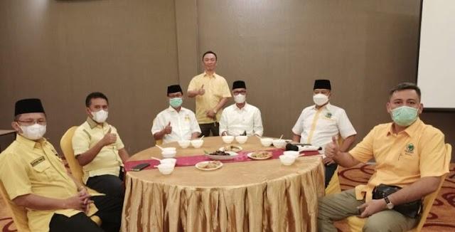 Anggota DPRD Lampung, Buka Puasa Bersama