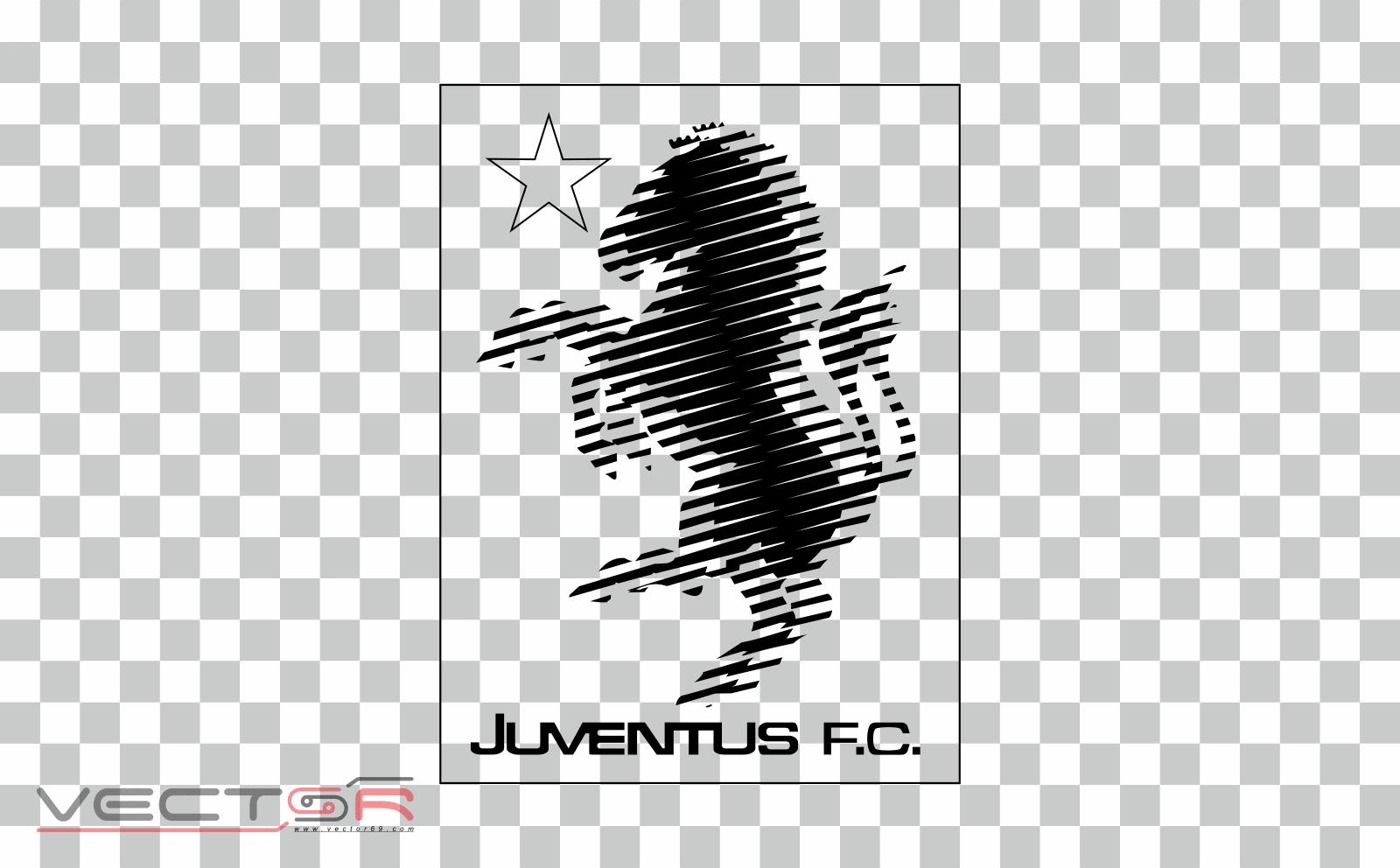 Juventus F.C. (1977) Logo - Download .PNG (Portable Network Graphics) Transparent Images
