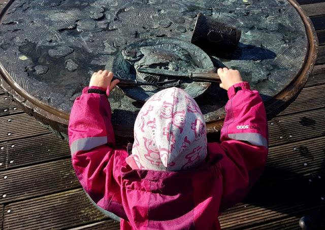 6 spannende Highlights im Süden von Als. Unsere Kinder fanden die Skulpturen in Sonderborg faszinierend.