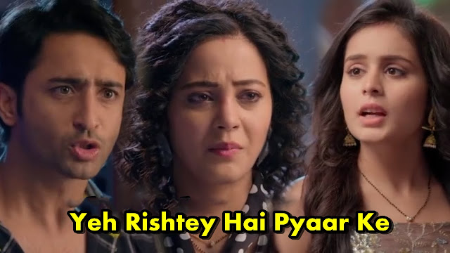 Big Twist : Mishti burns property papers turns tables against Meenakshi inYeh Rishtey Hai Pyaar Ke