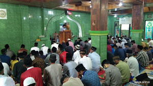 Khotbah Idul Fitri: Pandemik Covid-19  Mendidik Kita Untuk Menjadi Insan Peduli