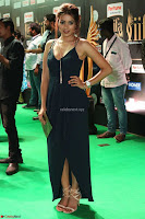 Latha in Deep neck Sleeveless Leg Split Gown at IIFA Utsavam Awards 2017  (Telugu and Kannada) Day 2  Exclusive 15.JPG