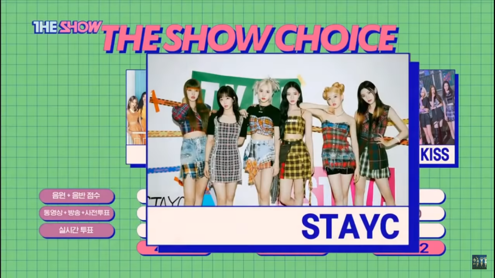 STAYC Takes Home The 1st Win Since Debut With 'STEREOTYPE' on 'The Show'