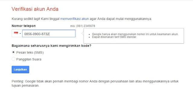 Cara Membuat Email Baru di Gmail (Daftar Akun Google)