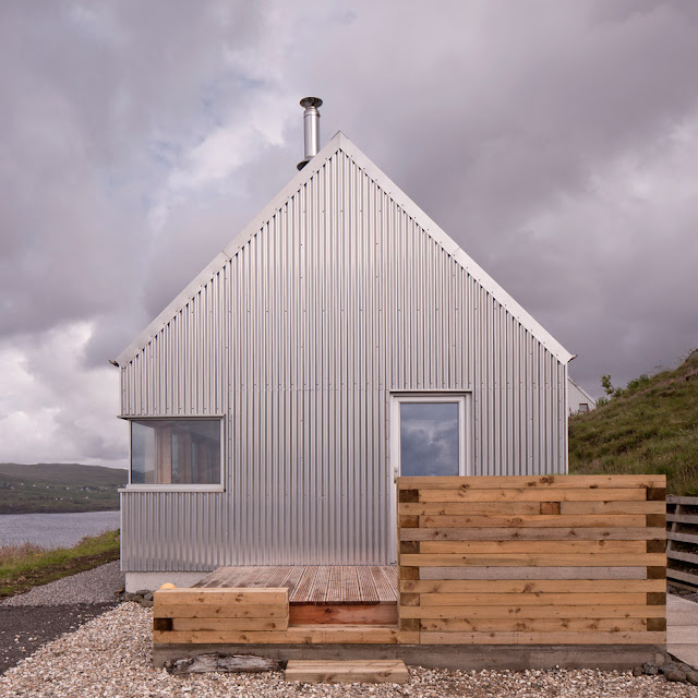 The Tinhouse Is A Holiday Home On The Scottish Island 6