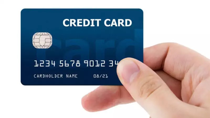 how to credit card