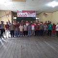 Pengukuhan dan pelantikan formasi struktur organisasi LIRA Kab. Sanggau