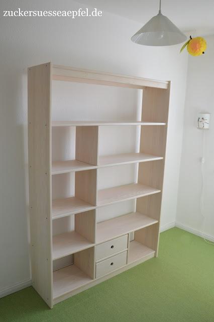 endlich mehr ordnung im kinderzimmer zuckers e. Black Bedroom Furniture Sets. Home Design Ideas