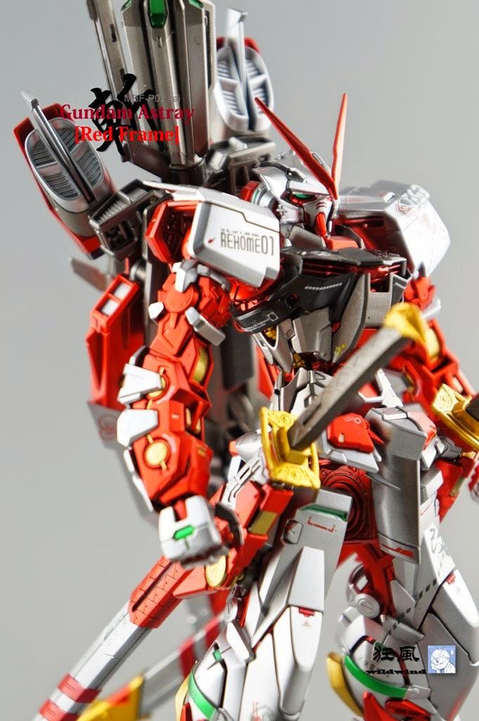 Red Frame Astray Custom Paint