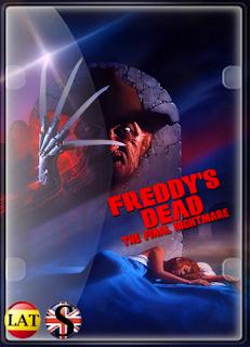 La Muerte de Freddy: La Pesadilla Final (1991) FULL HD 1080P LATINO/ESPAÑOL/INGLES