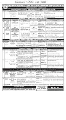 Punjab Public Service Commission PPSC  :PPSC Govt Jobs 2021 advertizing No. 37 Apply on-line
