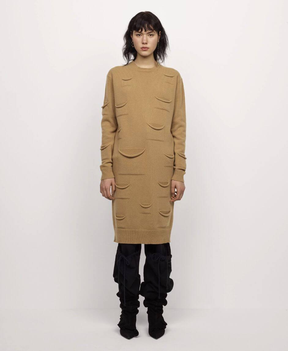 J.W. Anderson multi pocket dress