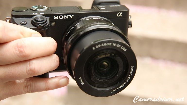 Sony A6300 Firmware Updates 2.00