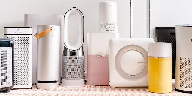 Manfaat Penggunaan Pembersih Udara / Air Purifiers