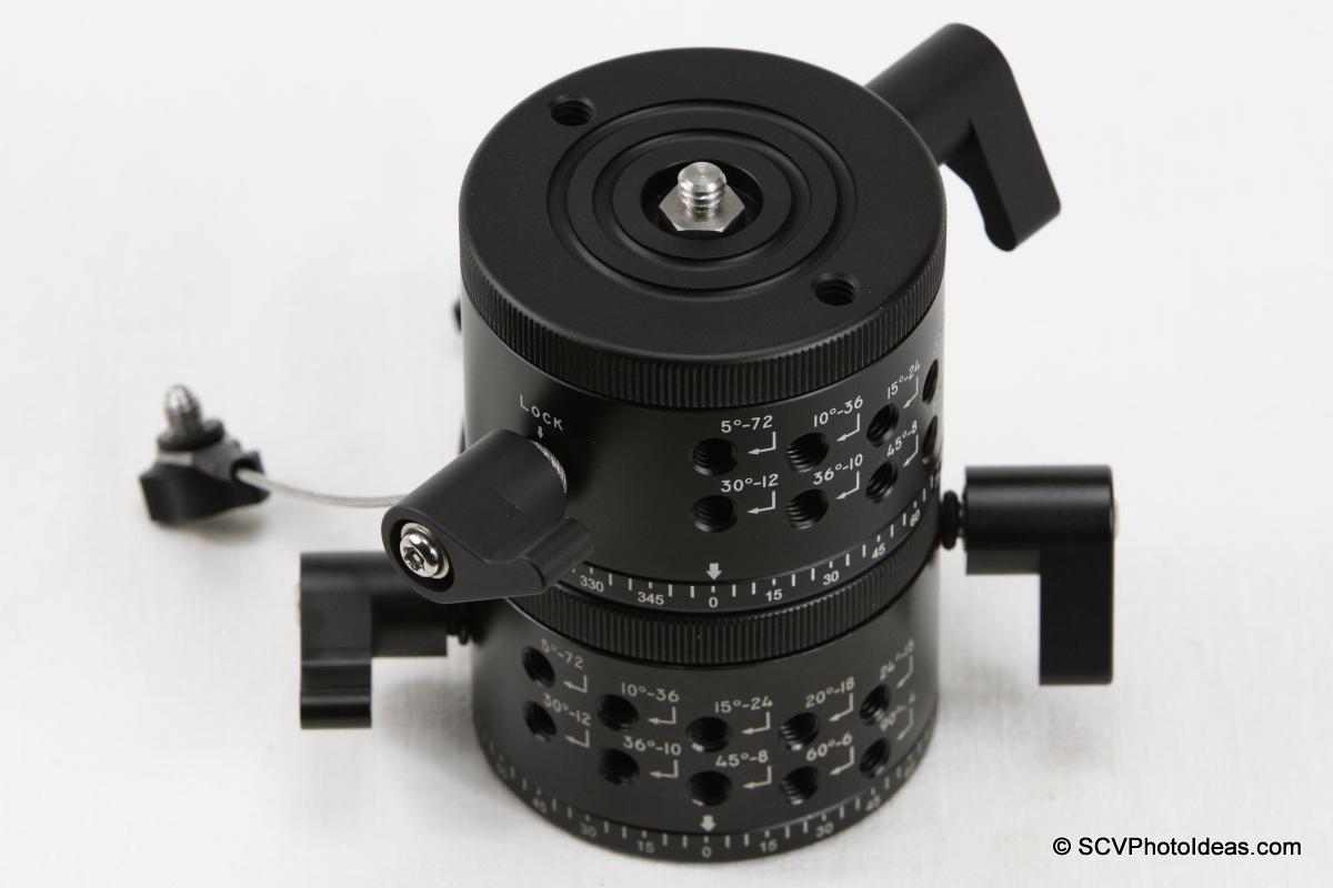 Sunwayfoto DDP-64M PIR updated on top of older comparison