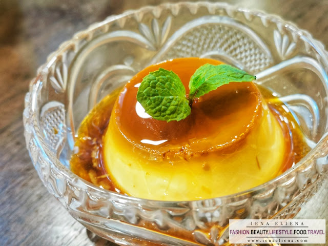 Traditional Caramel Puding
