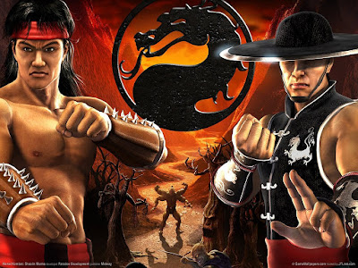 Mortal Kombat Shaolin Monks PS2 ISO Free Download