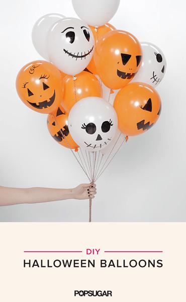 faça voce mesmo halloween