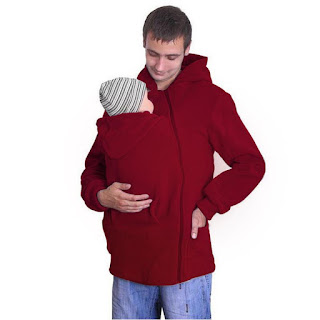 Multi-Function Kangaroo Hooded Jacket