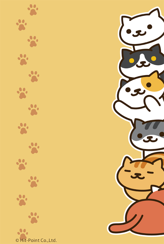 the bookish gamer neko atsume update adds new cats items and wallpaper. Black Bedroom Furniture Sets. Home Design Ideas
