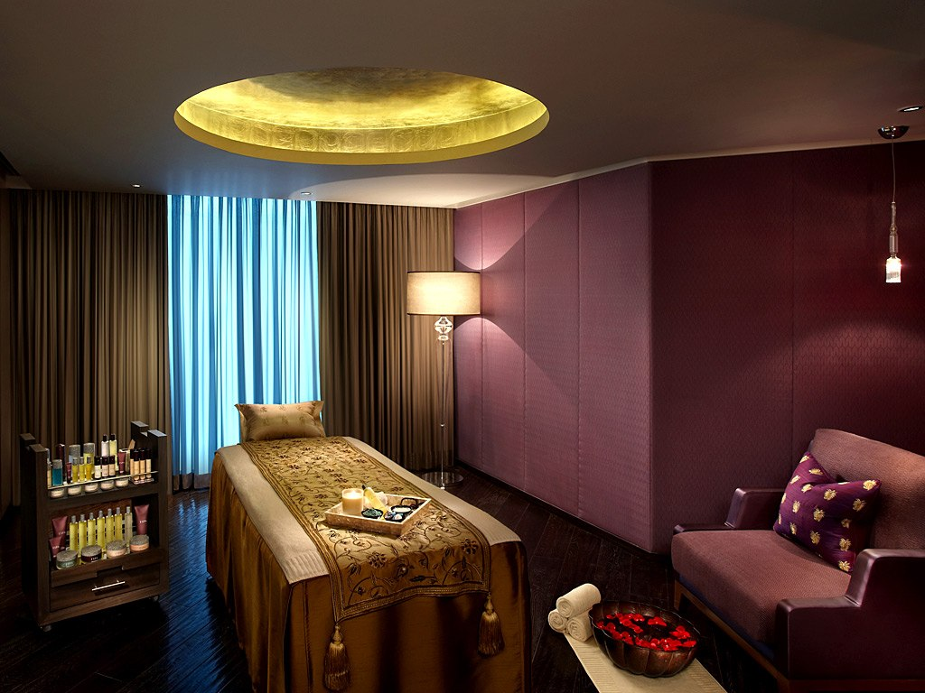 13 Best Spas In The World By Conde Nast Traveler 2012