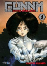 GUNNM (BATTLE ANGEL ALITA) #1
