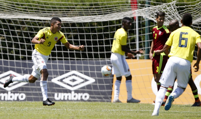 ¡Ratificado! Juan Diego Alegría, del DEPORTES TOLIMA, jugará el Sudamericano Sub-17 en Perú