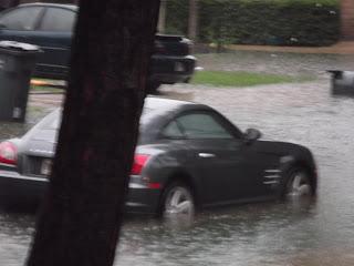 [NOTE] Woke up to a flood...