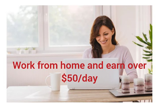 Job vacancy for workers from home, earn $25/hour