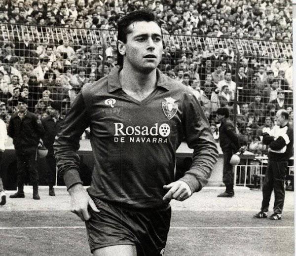 El último gol de Michael Robinson fue al CD Málaga