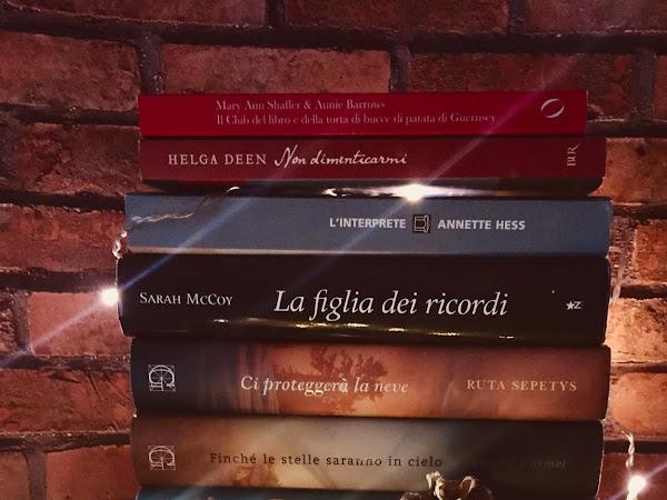 [ALICE'S WORDS] Consigli librosi per la Giornata della Memoria